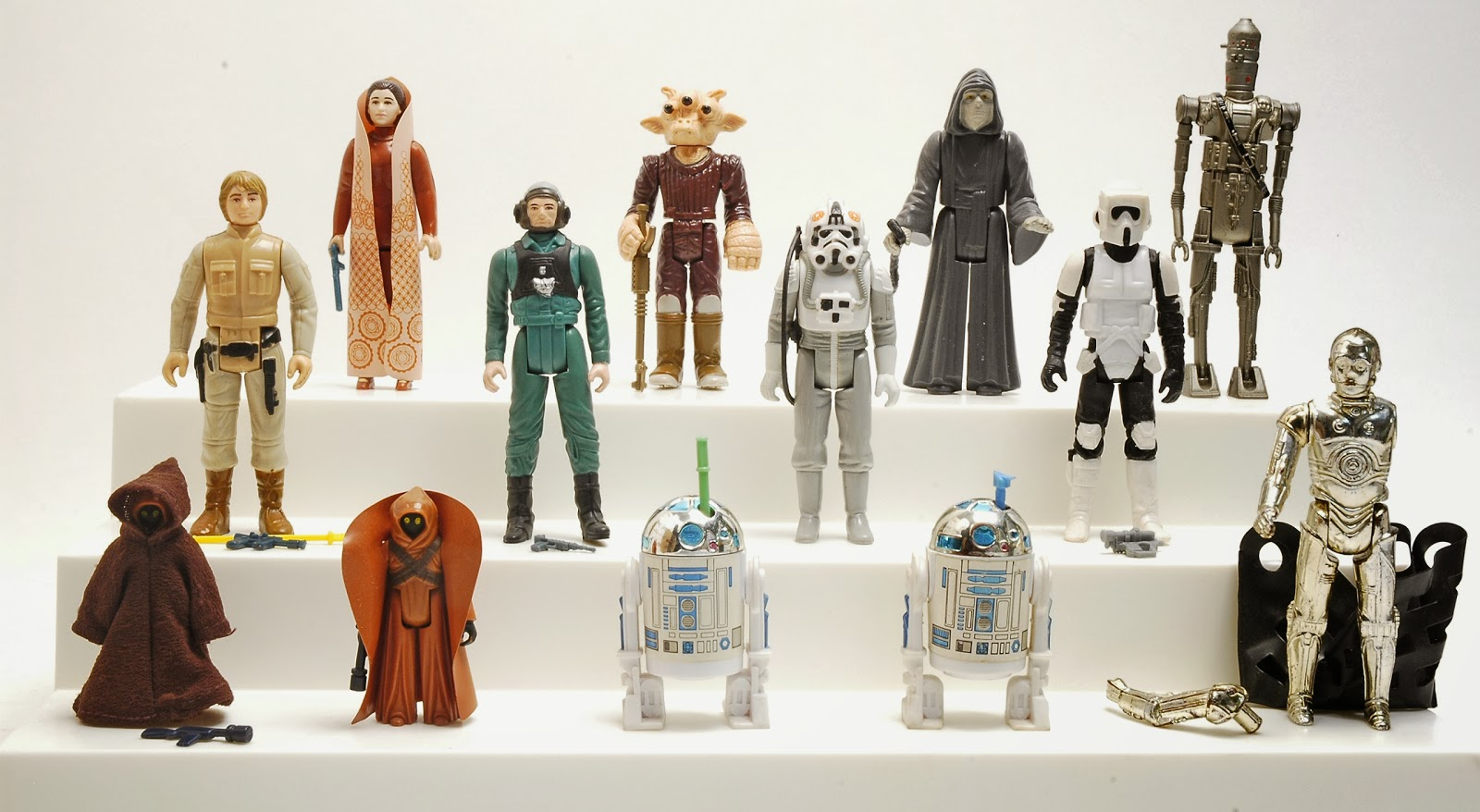 Toys Star Wars : Best star wars figurines and collectibles