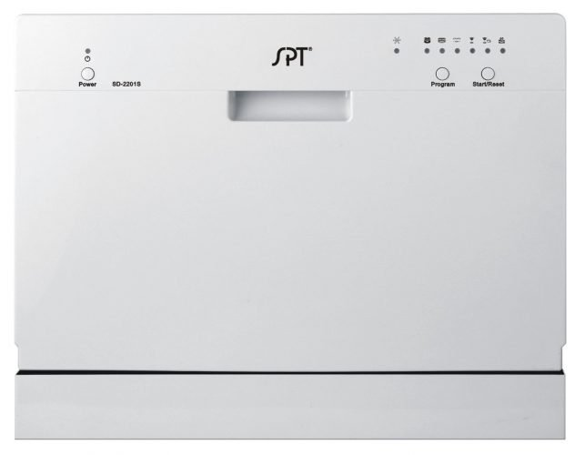SPT Countertop Dishwasher