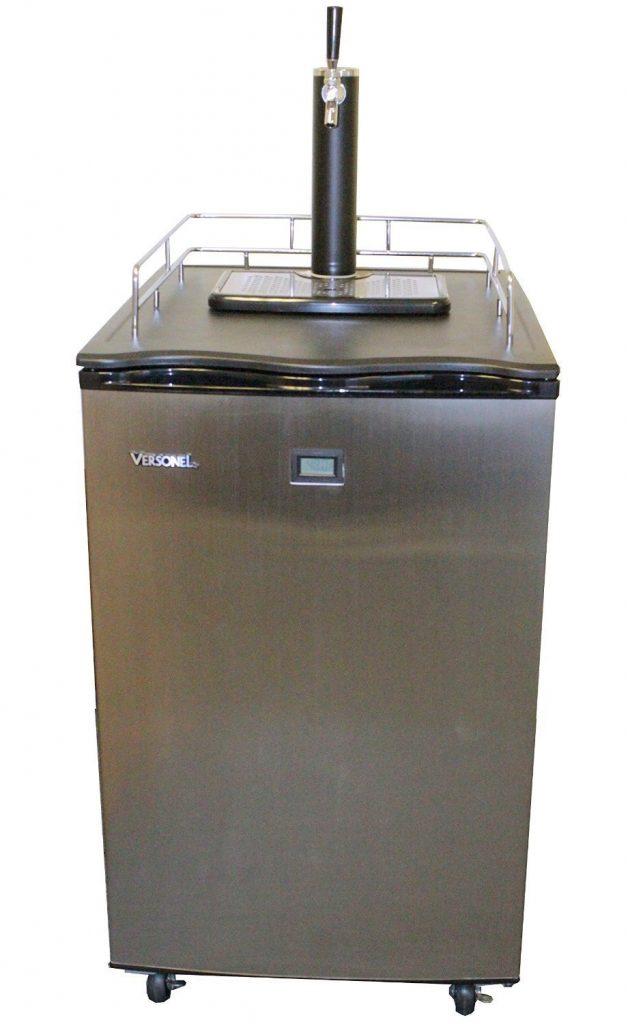 Versonel VSL155TDSS Freestanding Kegerator & Beer Dispenser