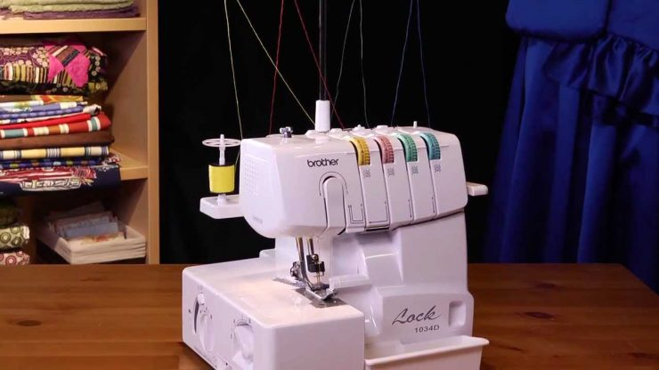 Serger and Overlock Sewing Machines