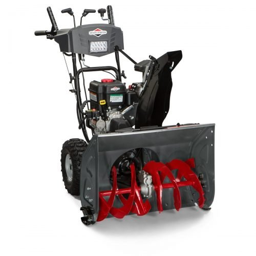 Briggs and Stratton 1696619 - Dual-Stage Snow Thrower (27-Inch)
