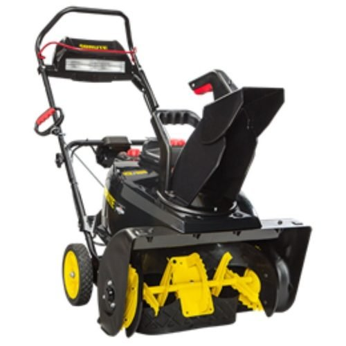Brute 1696666 - Single Stage Snow Thrower (22-Inch)