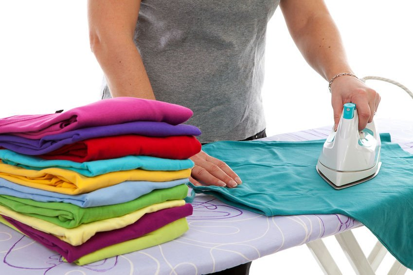 ironing-clothes