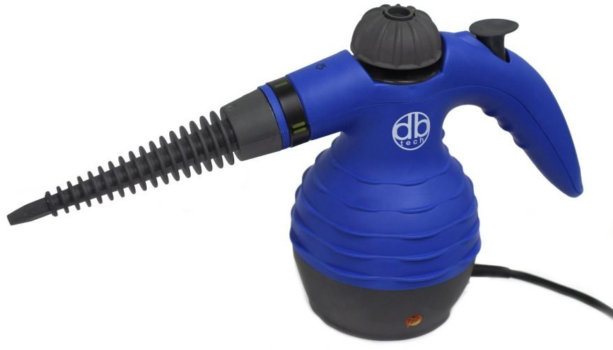 DBTechHandheld Multi-Purpose Pressurized Steam Cleaner