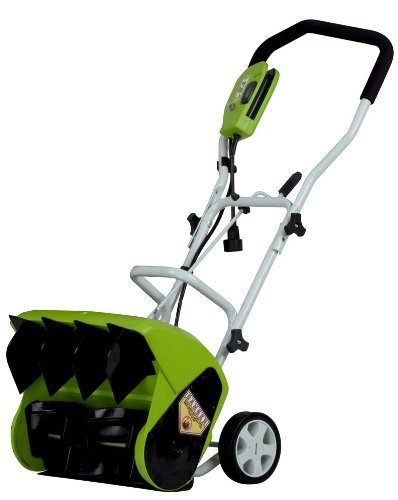 GreenWorks 26022 10 Amp 16-Inch Corded Snow Shovel