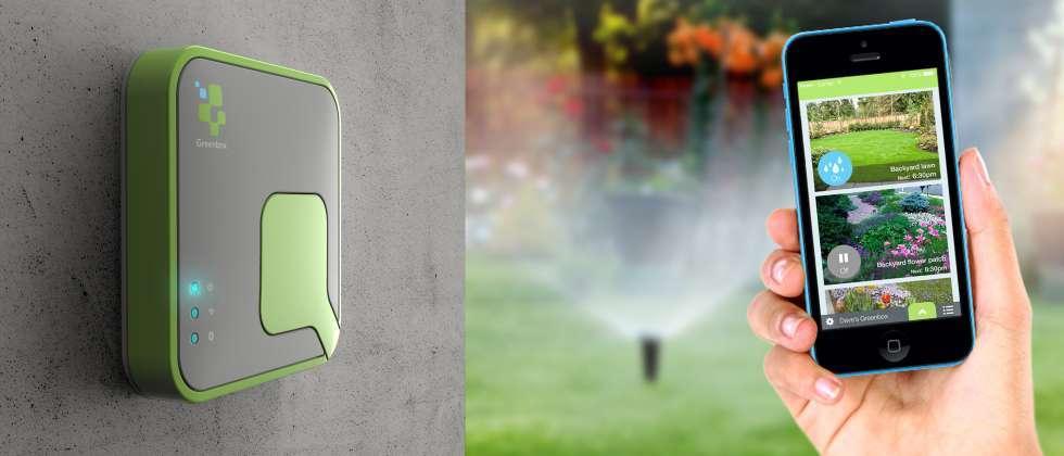 Smart Sprinkler Controller
