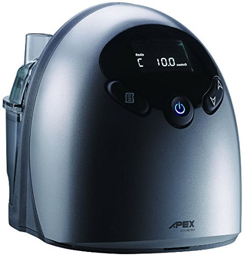 Apex Medical iCH II with PVA and Built-In Heated Humidifier Second Generation
