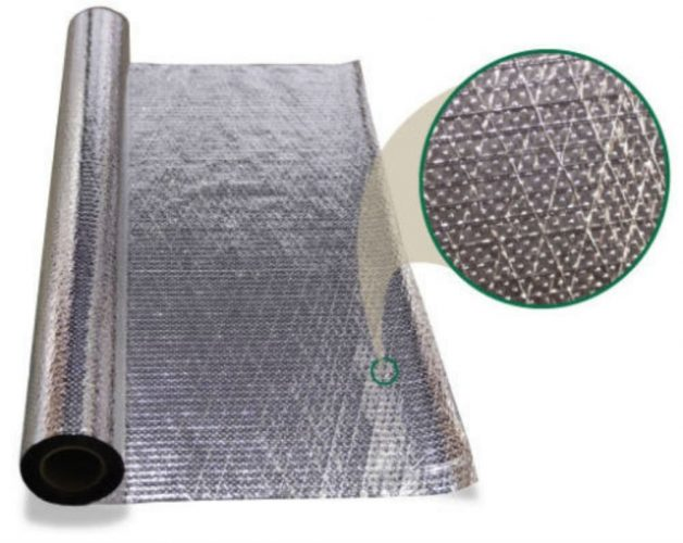 1000 sqft Diamond Radiant Barrier Solar Attic Foil Reflective Insulation