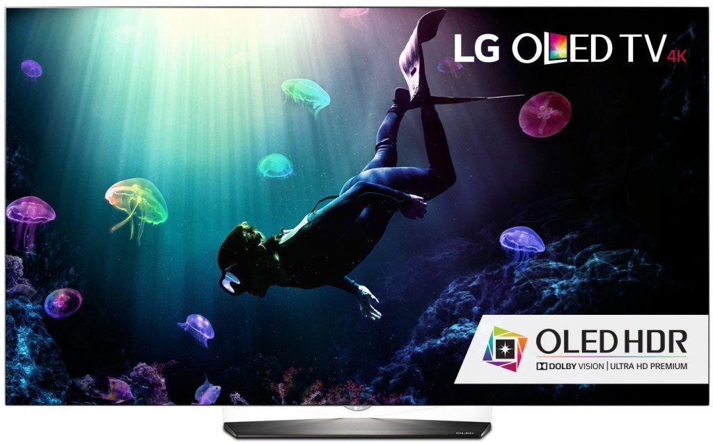 LG Electronics - OLED55B6P