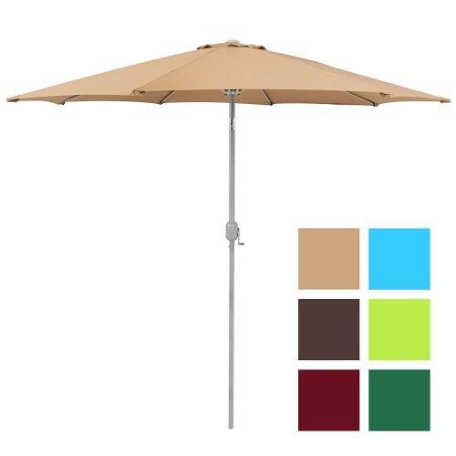 Best Choice Products Patio Umbrella 9' Aluminum