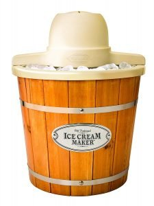 Nostalgia 4 Quart Ice Cream Maker