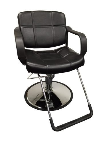 D Salon Wide Hydraulic Styling Salon Barber Chair - DS-5001W