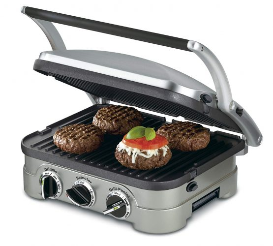 Cuisinart GR-4N - 5-In-1 Griddler