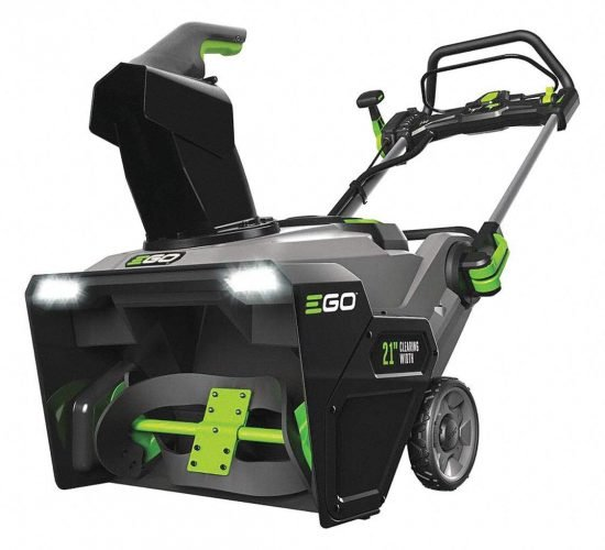 EGO SNT2100 56-Volt Lithium-Ion Electric Snow Blower
