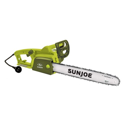 Sun Joe SWJ701E 18-inch 14.0 Amp Electric Chain Saw
