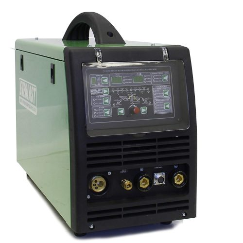 Everlast PowerMTS 251Si Pulse MIG TIG Stick 250amp 110v-220v Multi-Process Welder