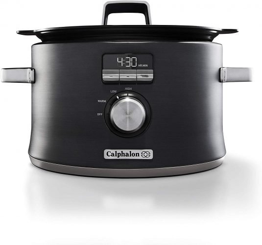Calphalon Digital Saute Programmable Slow Cooker