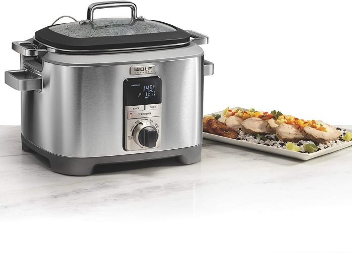 Wolf Gourmet WGSC110S Programmable Multi-Function Cooker