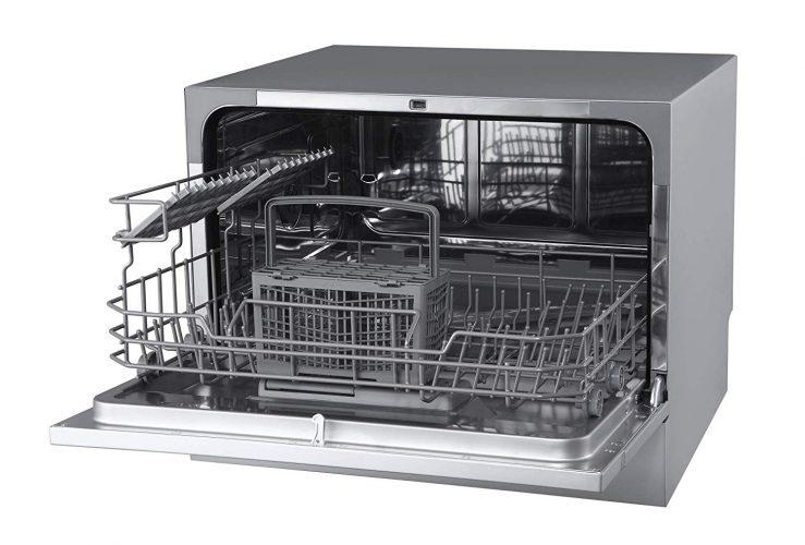 Edgestar Countertop Dishwasher Functions