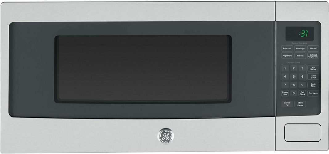 GE Profile PEM31SFSS Stainless Steel Countertop Microwave