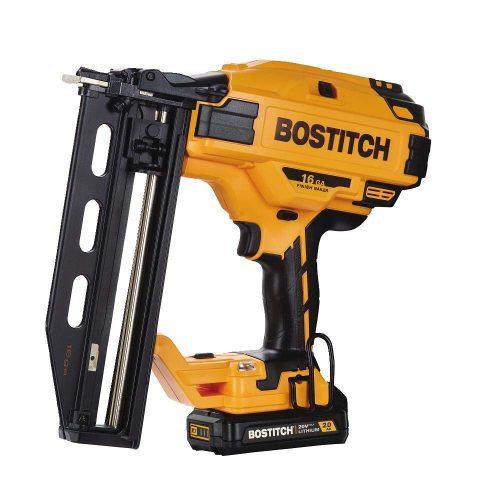 BOSTITCH BCN662D1 16 Gauge Cordless Finish Nailer