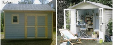 Garden Office Shed