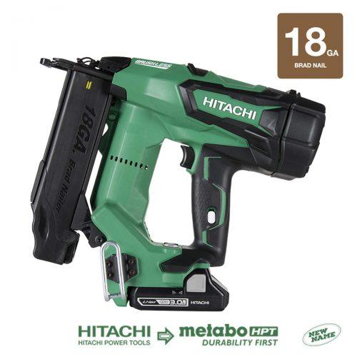 Hitachi NT1850DE 18V Cordless Brad Nailer