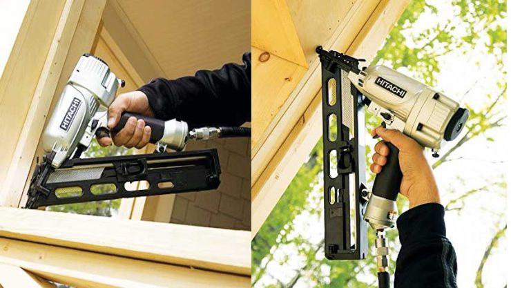 Hitachi Nail Gun