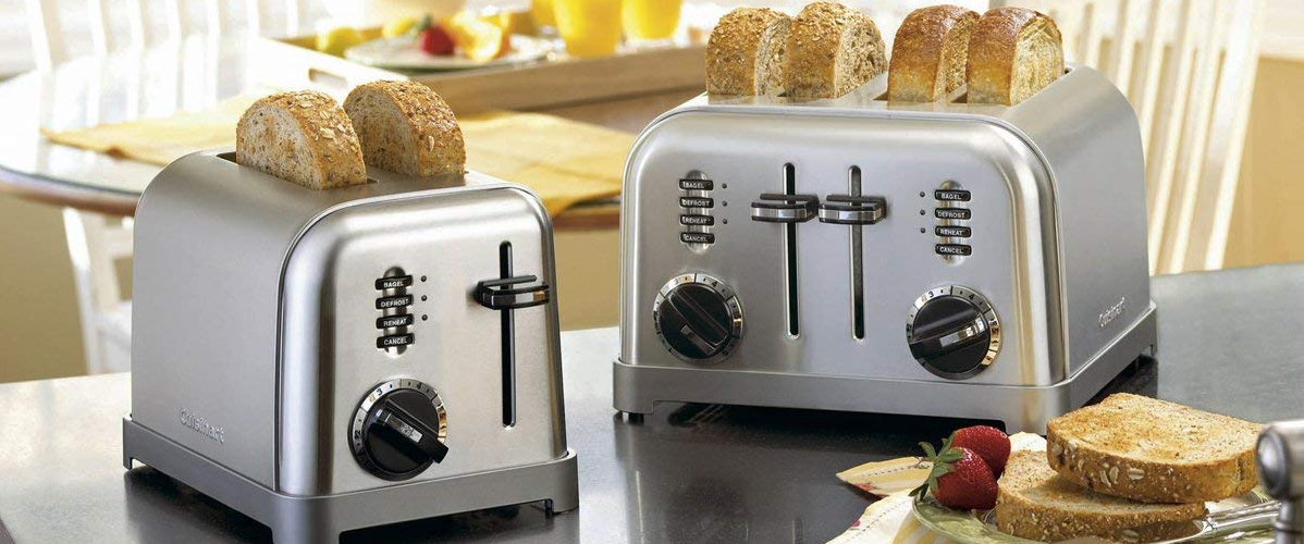 Best 4 Slice Toasters