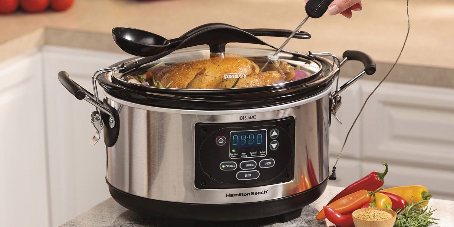 The Best Programmable Slow Cookers