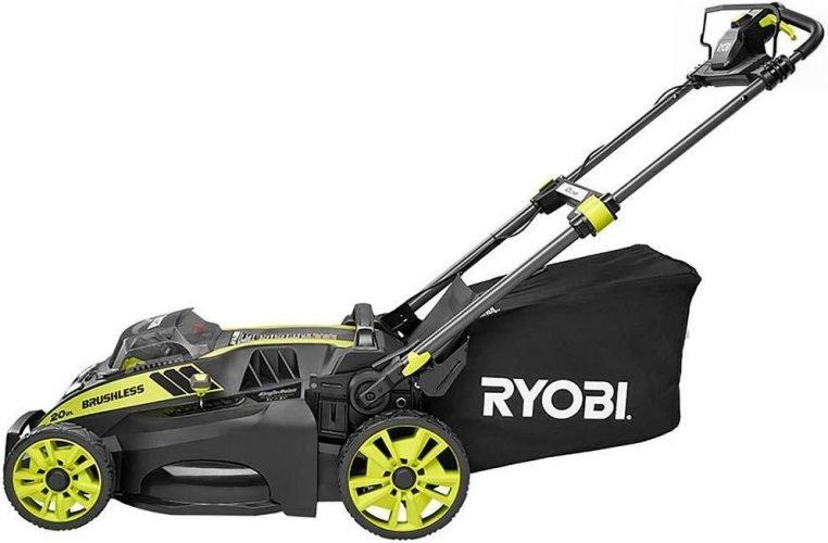 Ryobi Ry40190 Electric-Lawn-Mower