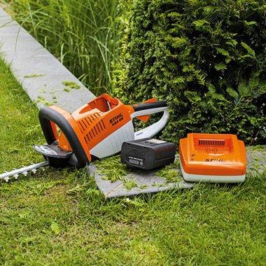 Stihl Hedge Trimmer Battery