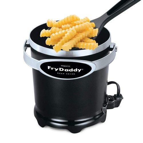 Frying With a FryDaddy