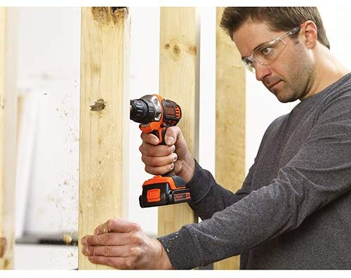 Black-and-Decker-Drill-Handle