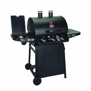 Char-Griller 3001 Portable Pro Gas Grill