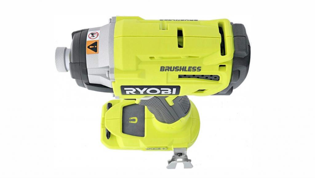 ryobi impact driver features