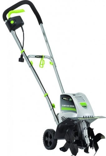 Earthwise TC70001 - 11-Inch 8.5-Amp Corded Electric Tiller