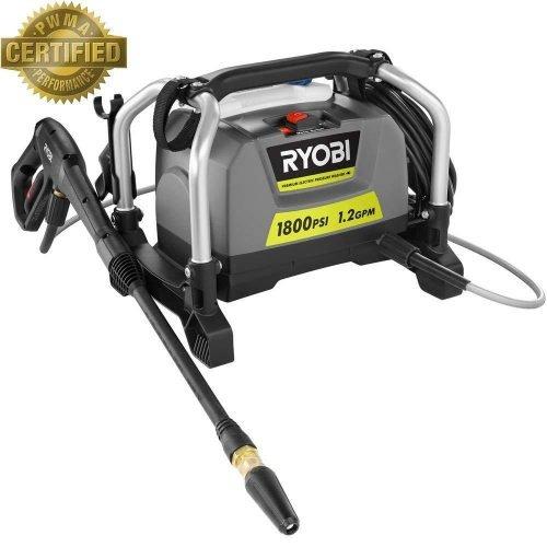 Ryobi 1800 PSI Electric Pressure Washer
