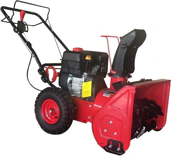 PowerSmart DB7622H Gas Snow Blower