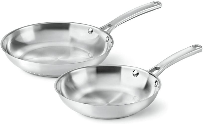 Calphalon Classic Stainless Steel Frying Pan