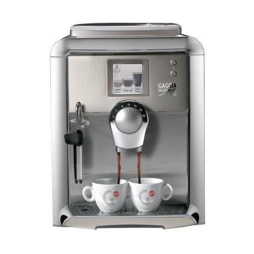 Gaggia Platinum Vision Espresso Machine