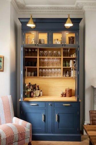 Dining Room Dresser Storage
