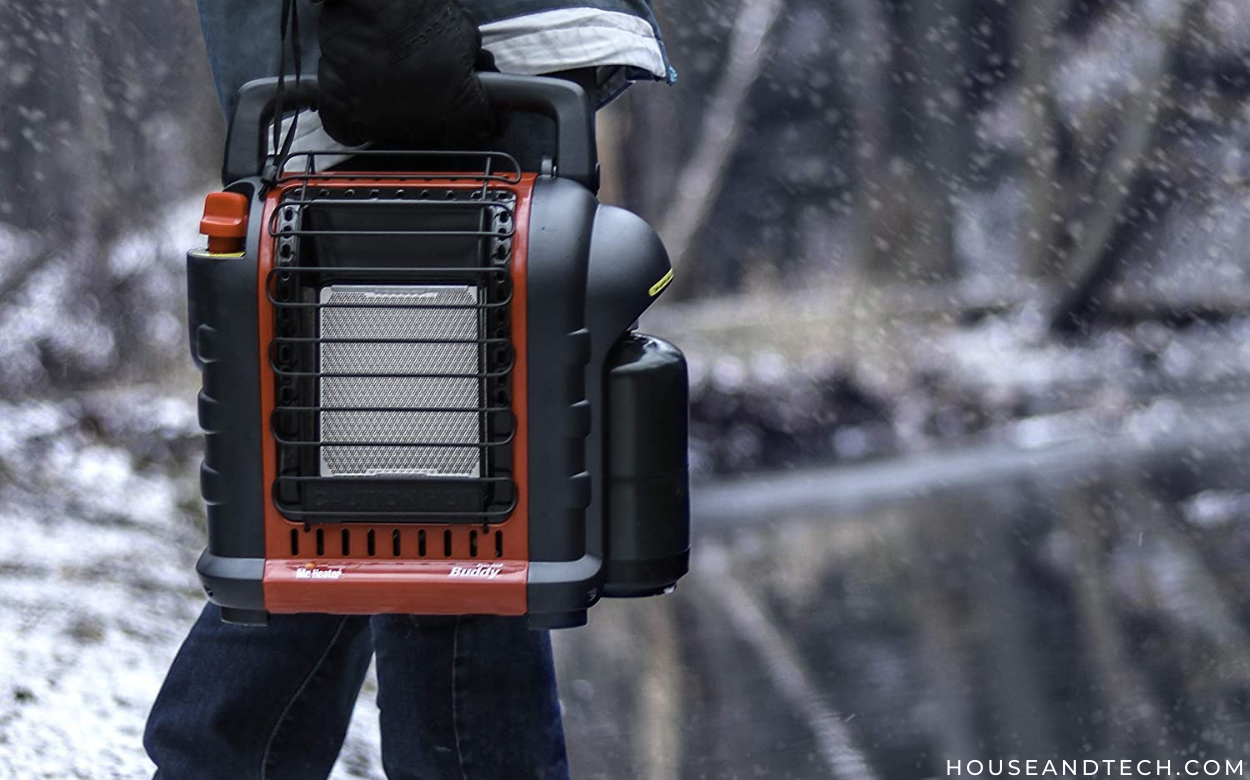 The Best Portable Propane Heaters (1)