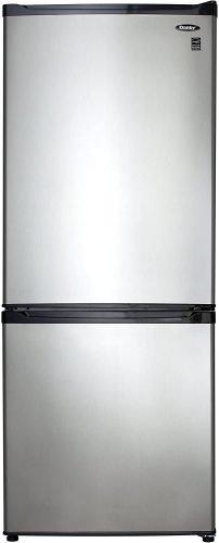 Danby DFF092C1BSLDB 9.2 Cu.Ft. Bottom Mount Refrigerator
