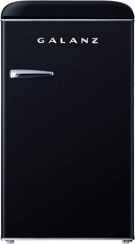 Galanz GLR35BKER Retro Compact Refrigerator