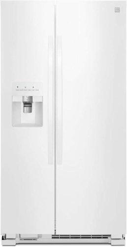 Kenmore 50042 25 Cu.Ft. Side-by-Side Refrigerator