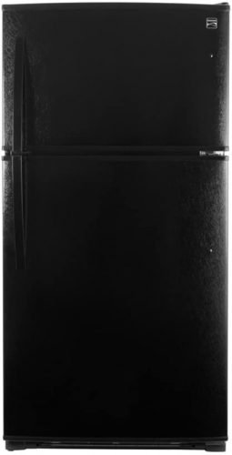 Kenmore 71219 21 Cu.Ft. Top-Freezer Refrigerator