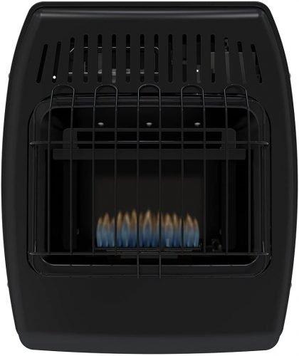 Dyna-Glo IBF10PMDG Propane Blue Flame Vent Free Heater