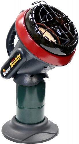 Mr. Heater F215100 MH4B Little Buddy Indoor Safe Propane Heater