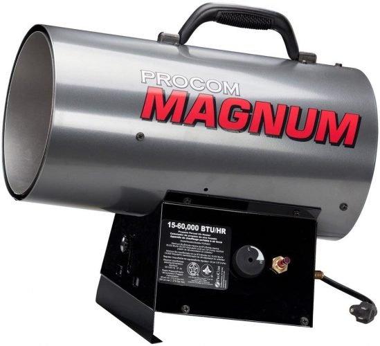 ProCom PCFA60V Magnum Forced Air Propane Heater